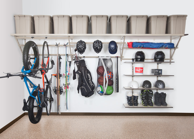 Logan Garage Shelving