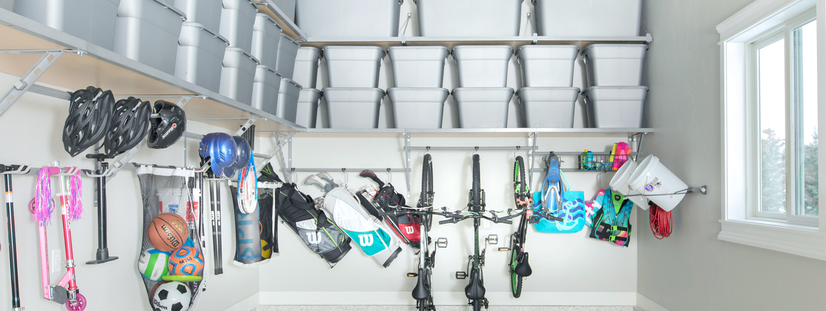 Garage Shelving Logan